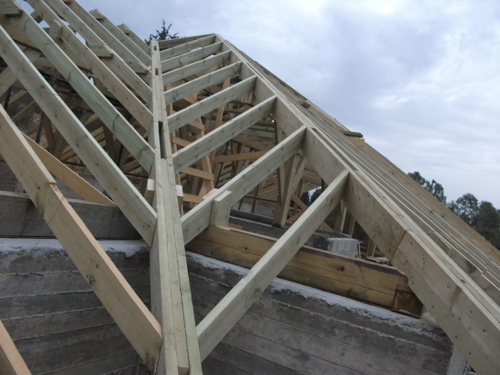 valley, ridge and rafters