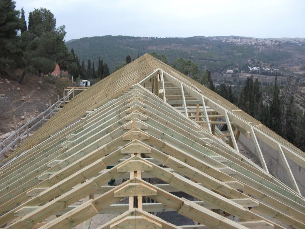 on-site rafter systems