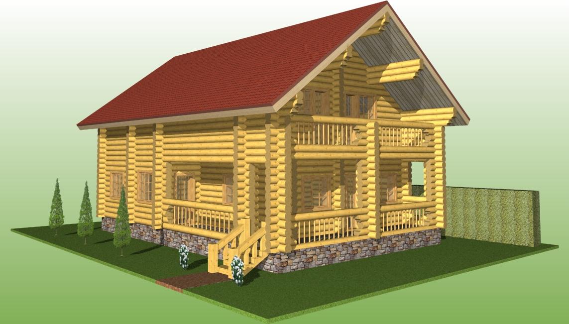 проект №7 дома 150 м